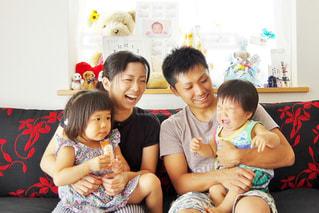 家族の写真・画像素材[443383]
