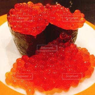 紙皿にケーキ - No.758095