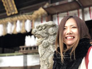 20代,神社,かわいい,狛犬,お寺,淡路島,おでかけ
