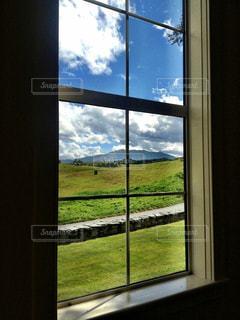 窓からの眺めの写真・画像素材[1169548]