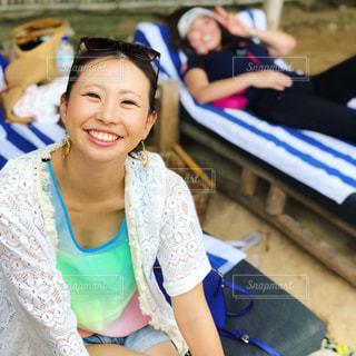 女性,20代,笑顔,バリ島