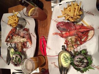 イギリス,ロンドン,ポテト,ロブスター,Burger & Lobster,ロブスター料理