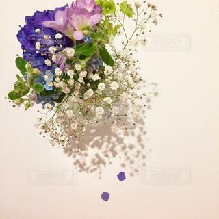 花,フラワー,紫,花びら,可愛い,アレンジ