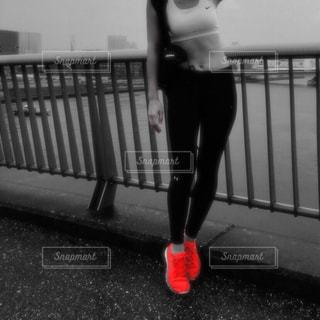 街ランの写真・画像素材[2109276]