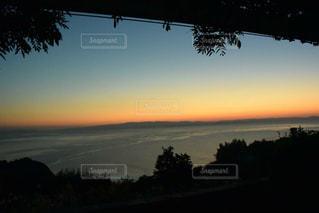 海,空,夕日,絶景,海岸,サンセット,長崎