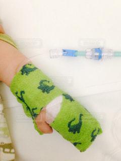 赤ちゃん,点滴,医療,小児科