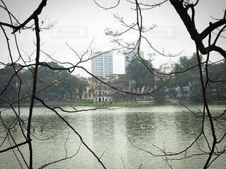 ベトナム,ハノイ,実家,hoan kiem湖