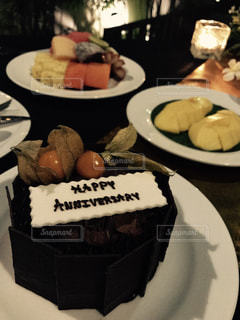 ケーキ,プーケット,記念日,チョコ,アニバーサリー