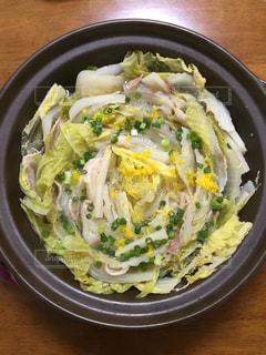 鍋,ネギ,柚子,豚肉,白菜,ミルフィーユ鍋