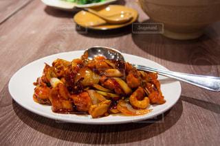 ディナー,レストラン,ご飯,中華,中華料理,バリ島,鶏肉,インドネシア,バリ,カシューナッツ炒め,楽天皇朝,パラダイス・ダイナスティ