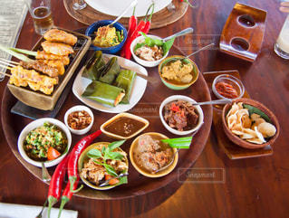 食事,ディナー,レストラン,夕食,バリ島,インドネシア,ヌサドゥア,インドネシア料理,バリ,ブンブ•バリ