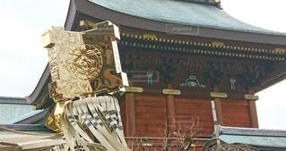 湯島天神の梅まつりの写真・画像素材[1036883]