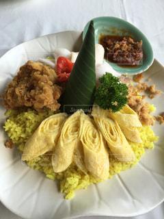 卵焼き,辛い,Bali,RICE TERRACE Cafe