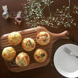 朝食の写真・画像素材[352614]