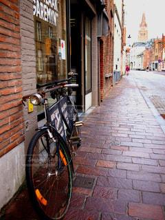 自転車の写真・画像素材[422946]