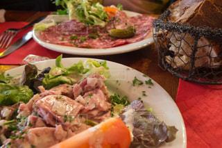 フランス,レストラン,前菜,リヨン,a la traboule