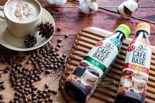 食べ物,冬,コーヒー,屋内,食器,ボトル,ドリンク,ホットコーヒー,コーヒー カップ,おうち時間,わたしのカフェベース,ボスカフェベース,ホットカフェベース