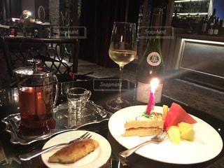 ケーキ,デザート,フルーツ,オシャレ,ワイン,台湾,鉄板焼き,高雄,家蒂諾鐵板燒 溫莎花園,大好きなお店,海外美食,また訪れたいお店