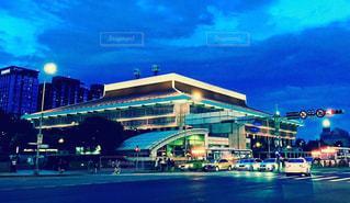 台北駅の横顔の写真・画像素材[925113]