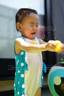 子ども,夏,プール,暑い,涼しい,赤ちゃん,水遊び,熱中症,対策