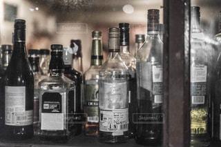 ワインのボトルの写真・画像素材[1630580]