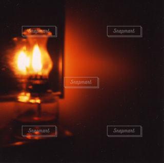 オイルランプの写真・画像素材[723972]