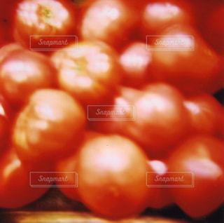 トマトの山の写真・画像素材[724368]