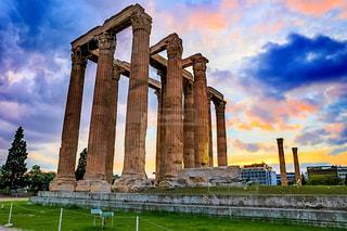 ギリシャの遺跡の写真・画像素材[946308]