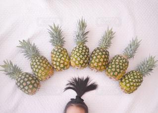 パイナップルたくさん!!の写真・画像素材[1820218]