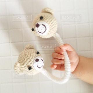 赤ちゃんの手の写真・画像素材[1876069]