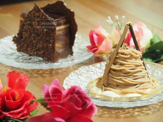 スイーツ,ケーキ,おやつ,チョコレート,モンブラン