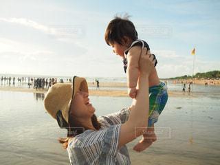 バリ島にての写真・画像素材[1121210]