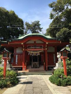 自由が丘,熊野神社