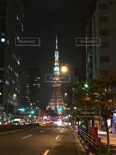 東京タワー,田町