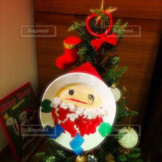 クリスマス,サンタ,幼稚園,姪っ子,クリスマスの思い出,手作りオーナメント