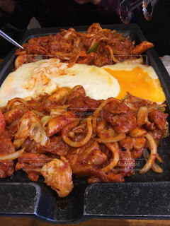 チーズ,韓国,チーズダッカルビ