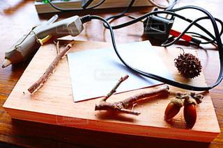 DIY,写真立て,工作,木材
