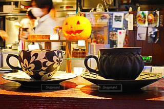 カフェの写真・画像素材[834974]