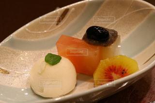 フルーツ,アイス,りんご,レインボーキウイ,寒天