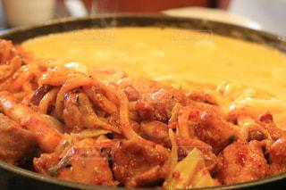 韓国料理,食欲の秋,チーズダッカルビ