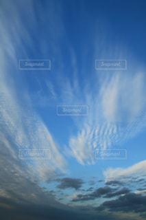 空,秋,雲,青空,秋空,巻雲