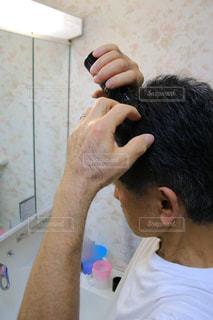 頭,白髪,薄毛対策,育毛剤,第一三共ヘルスケア