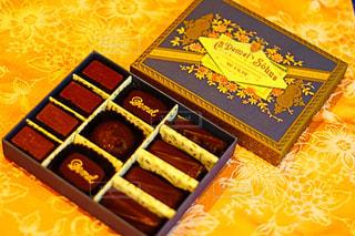 贈り物,バレンタイン,チョコ