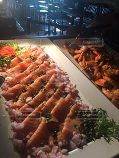 アメリカ,USA,食べ放題,salmon,ワシントンD.C.,DC,ランチビュッフェ,Don tito's,lunch buffet,all you can eat
