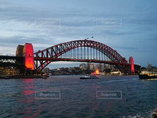 橋,水面,旅行
