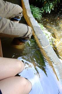 温泉の写真・画像素材[299035]