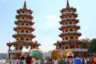 旅行,台湾,海外旅行,高雄,龍虎塔