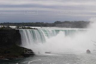 風景,滝,旅行,カナダ,海外旅行,ナイアガラの滝