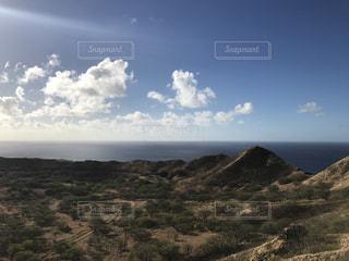 自然,空,アメリカ,観光,旅行,America,ハワイ,Hawaii,summer,ホノルル,ダイアモンドヘッド,Diamond Head