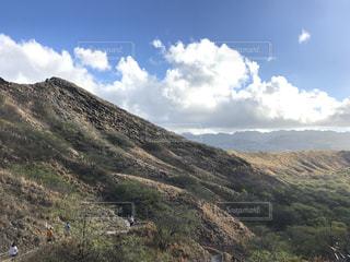 自然,空,夏,アメリカ,観光,旅行,America,ハワイ,Hawaii,summer,ホノルル,ダイアモンドヘッド,Diamond Head